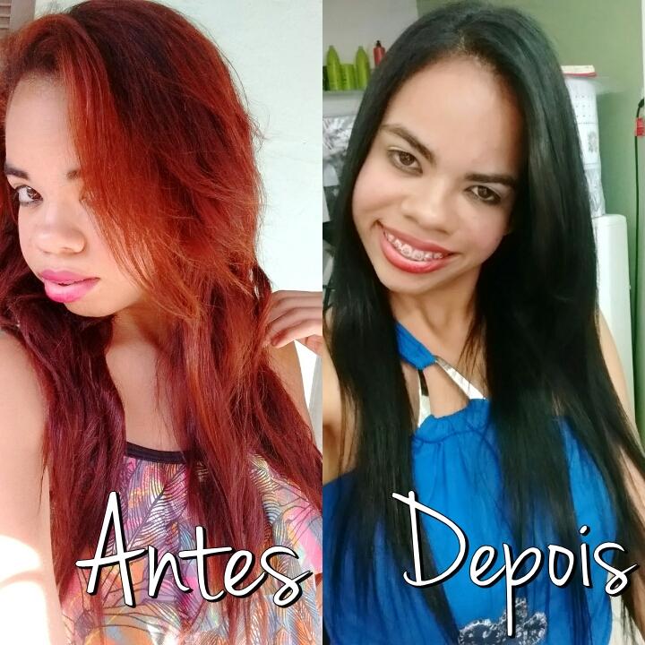 Amado De cara com a Juh: Minha saga com o cabelo vermelho CN65