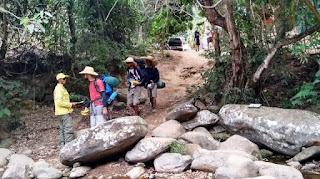 Aumento de visitação do vale do Pati