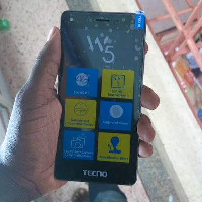 TECNO W5 Real Images, Specifications And Price In Nigeria