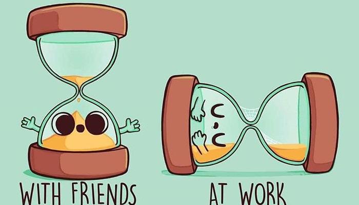 10 Ilustrasi Lucu Penuh Makna Tentang Kehidupan Kita Sehari-hari