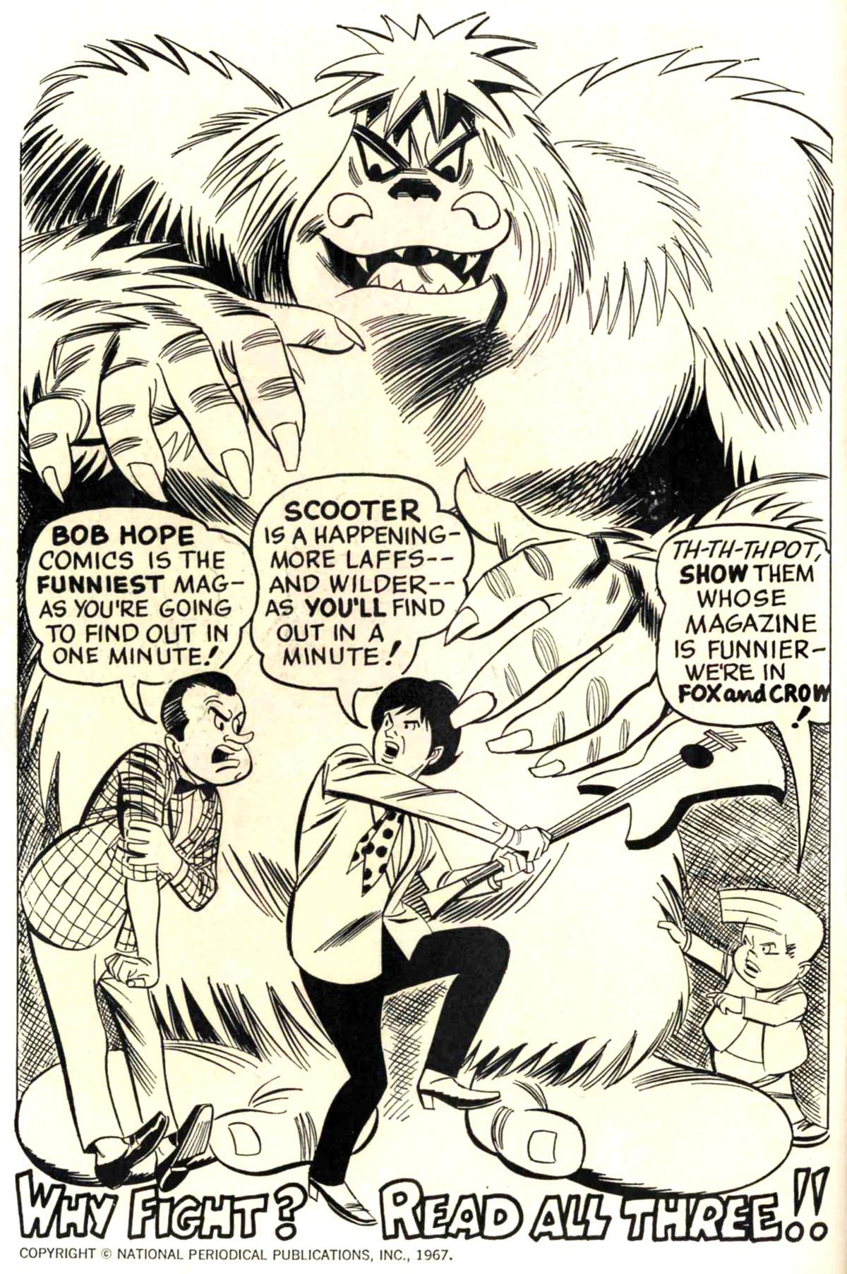 Strange Adventures (1950) issue 207 - Page 2