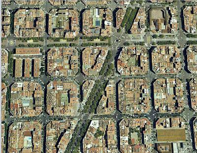 Foto de la Diagonal de Barcelona
