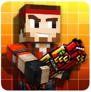 download pixel gun 3d mod apk terbaru