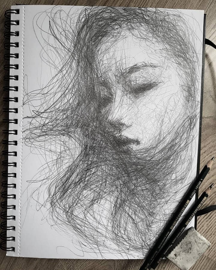 02-LY-Ahmet-Scribble-Portraits-www-designstack-co