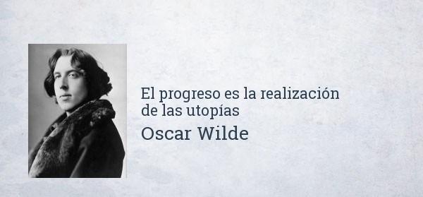 El progreso es