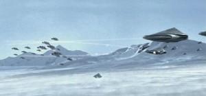 UFO War in Antarctica: Fact or Fiction?