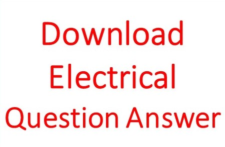 Download Electrical Question Answer in Hindi