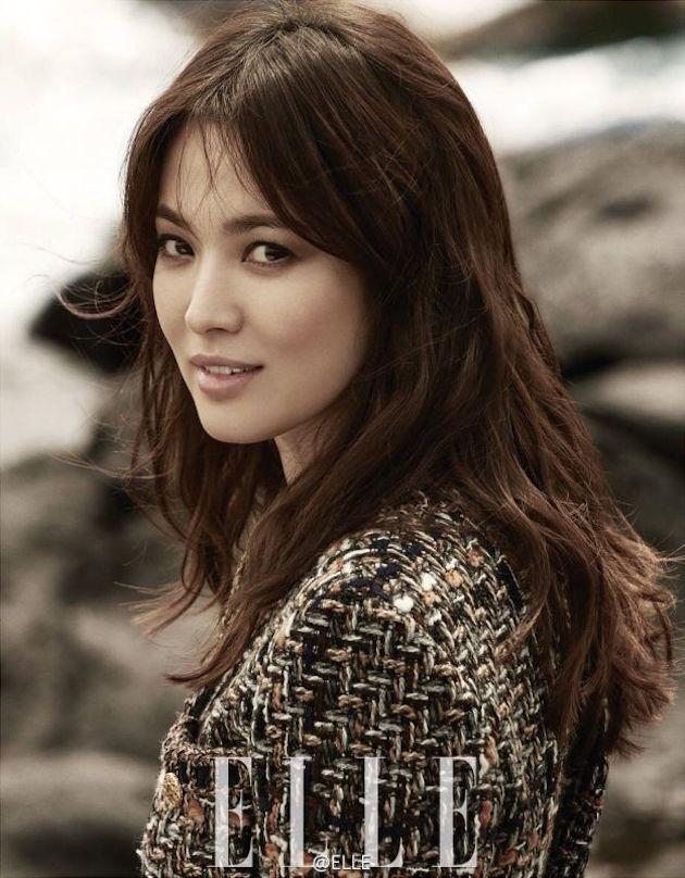girl song hye kyo nude