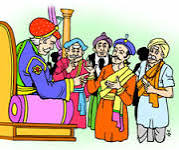 akbar birbal hindi story