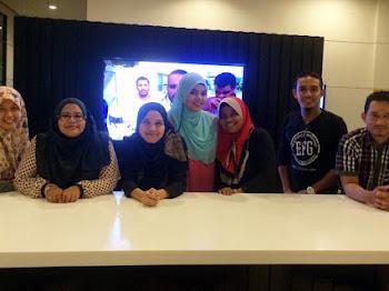 Buffet Ramadhan Di Vistana Hotel Bersama Blogger Utara