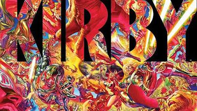 Jack Kirby Genesis 4