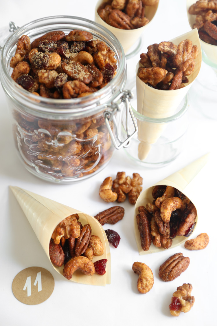 Gift This! Easy Spiced Party Nuts