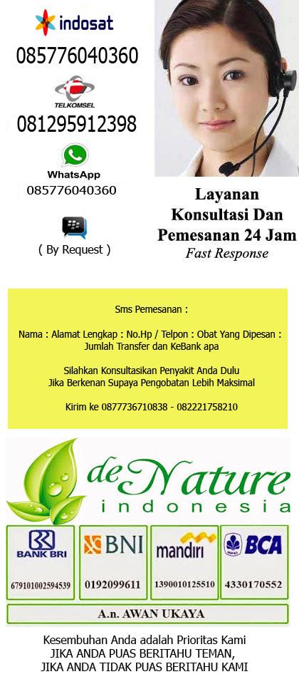 Harga Obat Kencing Nanah De Nature Apotik