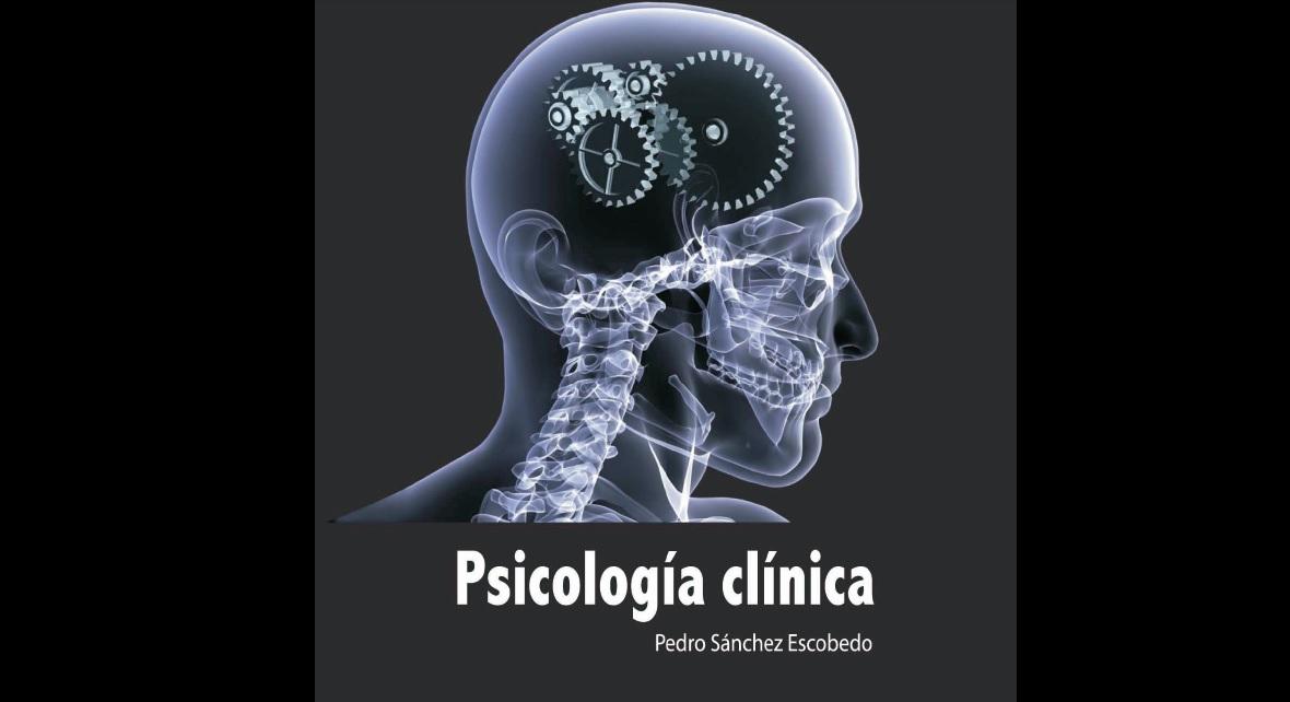 Psicología clínica. Dr. Pedro Sánchez. PDF