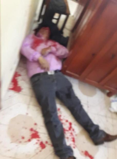 UN MUERTO Y UN HERIDO FUE EL SALDO DE UNA PRESUNTA RIÑA FAMILIAR EN LAGOS DE MARÍA EUGENIA EN SCLC.