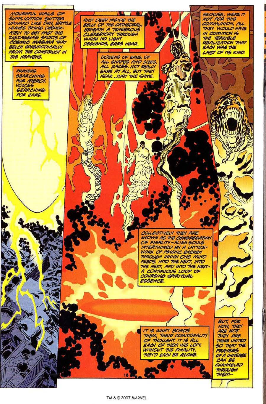 Silver Surfer (1987) Issue #112 #120 - English 20