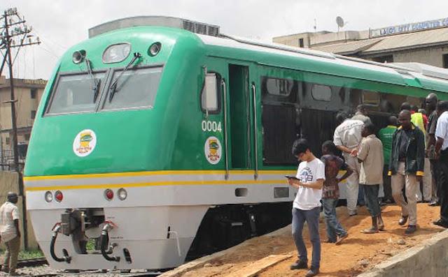 Buhari pays N72b to China for Lagos-Ibadan railway