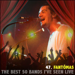 The Best 50 Bands I've Seen Live: 47. Fantômas
