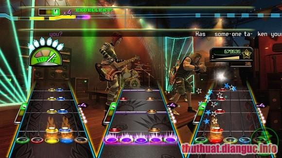 Game Guitar Hero World Tour Full free download