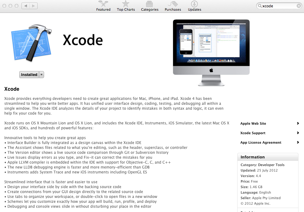 Codea Tutorials: Tutorial 12 - Submitting to the App Store Part 1