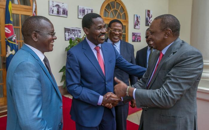 Peter Munya Uhuru Kenyatta Kiraitu Murungi Meru County governor