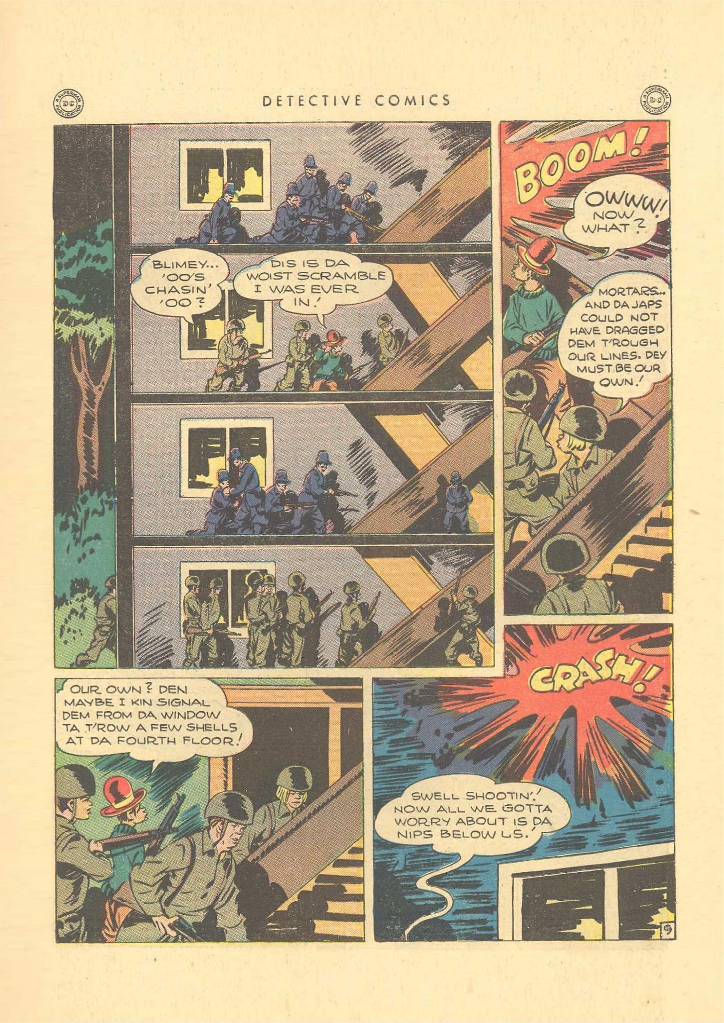 Read online Detective Comics (1937) comic -  Issue #109 - 47