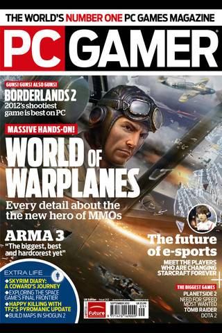 Free PDF Magazine Download: PC Gamer Magazine September ...