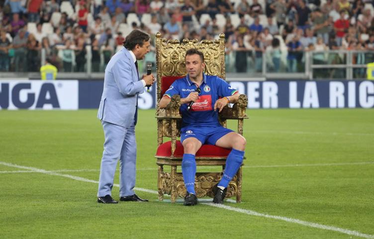 "Del Piero: ""Vjerujte mi, Juventus je još uvijek favorit"""