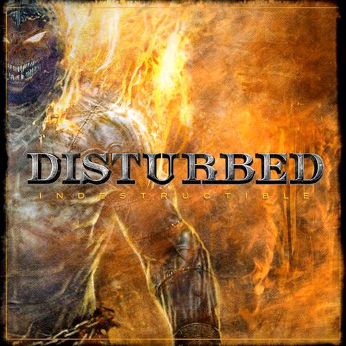 Rock Album Artwork: Disturbed - Indestructible