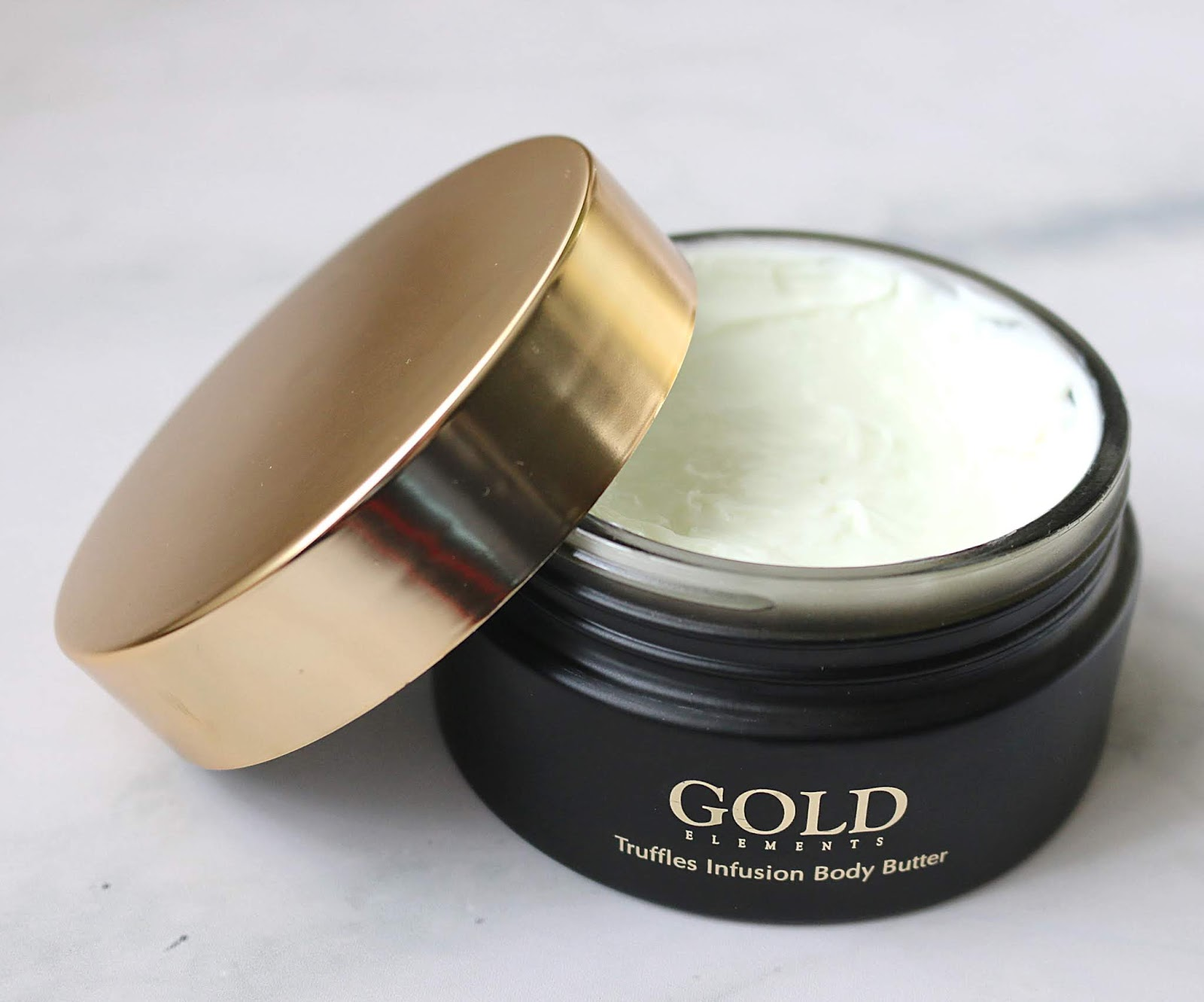 Gold Elements Truffle Infusion Body Butter