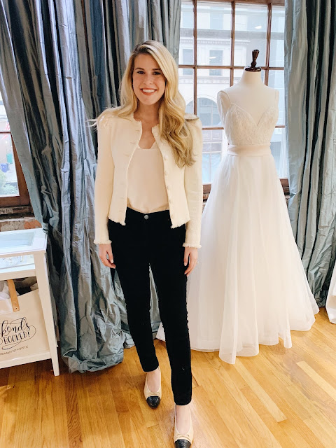 hayden olivia bridal dress shop in charlotte north carolina