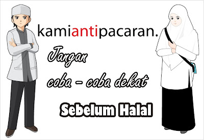 Hukum Pacaran Dalam Islam Dan Dalilnya