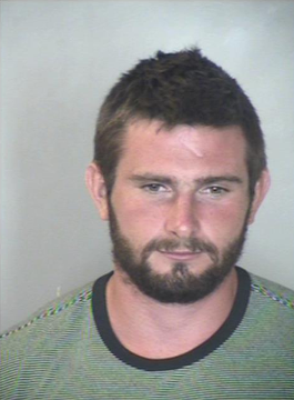 CAL FIRE Booking photo of the suspect arsonist