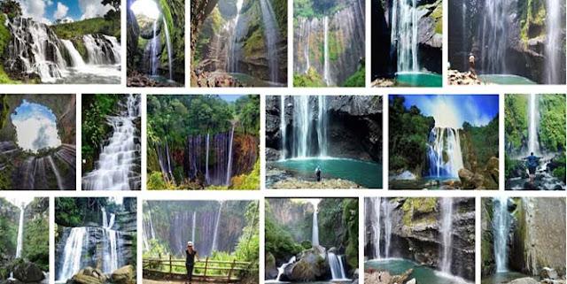Spot Wisata Air Terjun Terindah di Jawa Timur keren