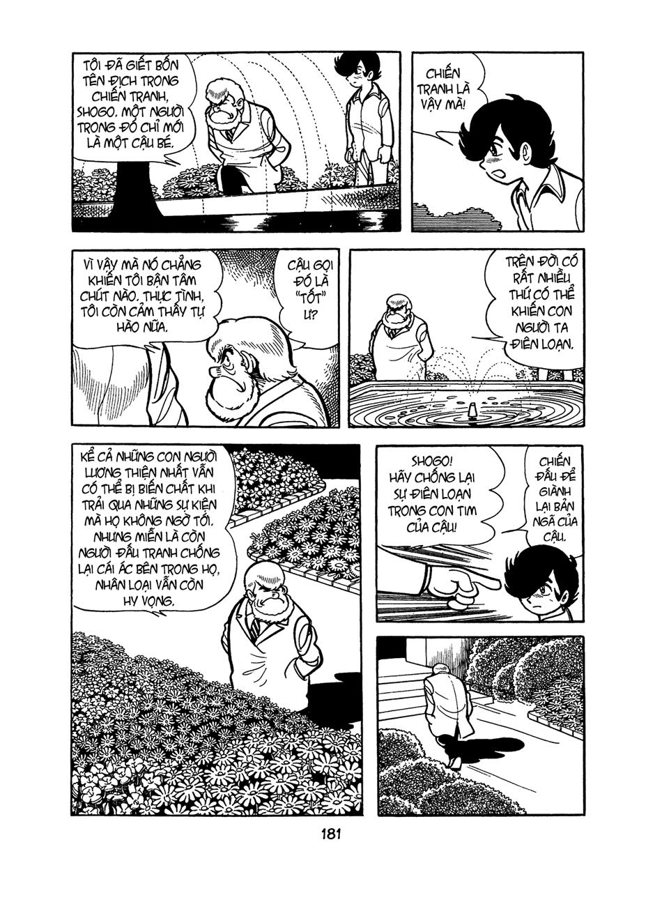 Apollo's Song chap 3.1 trang 12
