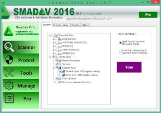 Smadav Pro PC
