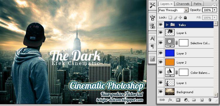 Membuat Efek Film Cinematic dengan Photoshop - Kumpulan ...