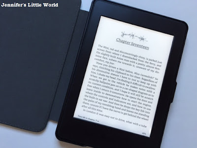 My new Kindle Paperwhite
