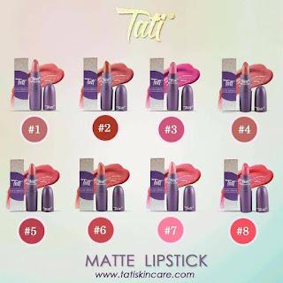TATI MATTE LIPSTICK