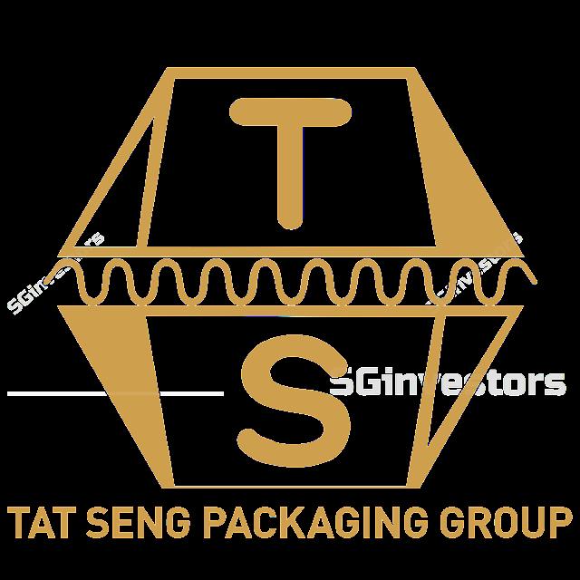 TAT SENG PACKAGING GROUP LTD (T12.SI) @ SG investors.io