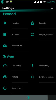 MIUI 8 custom ROM for infinix hot note pro