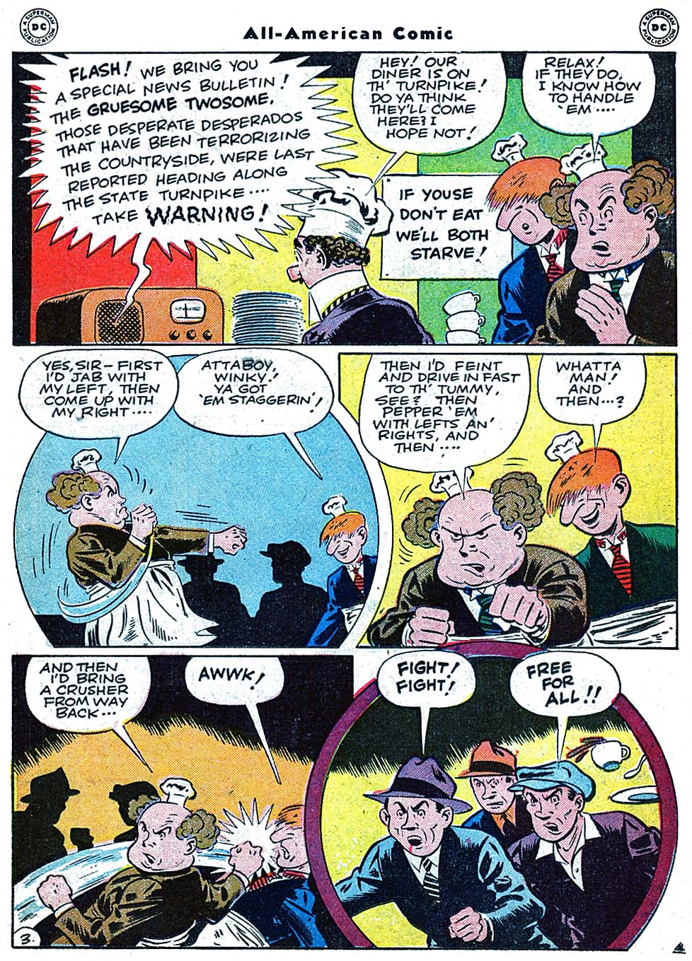 Read online All-American Comics (1939) comic -  Issue #73 - 27