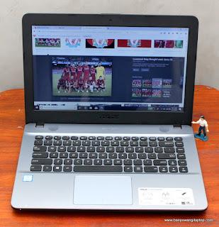 Jual Laptop Asus X441U Core i3 Bekas di Banyuwangi