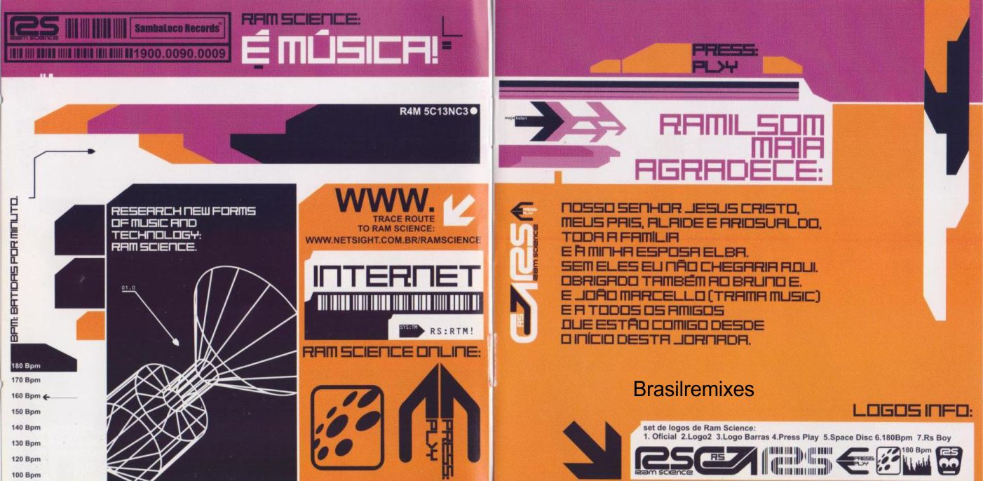 Ram Science - E Musica!