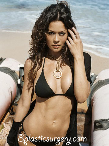 Can recommend brooke burke breast augmentation opinion