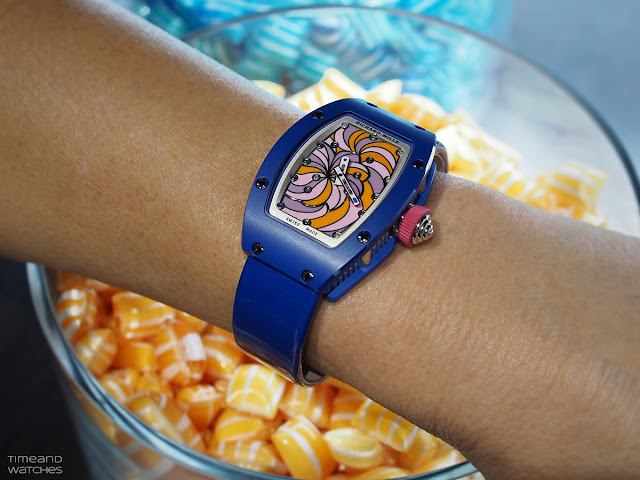 Richard Mille Bonbon Collection RM 07-03 Automatic Cupcake
