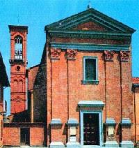 Chiesa arcipretale - Sant'Agata sul Santerno