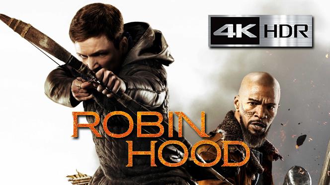 Robin Hood (2018) REMUX 4K UHD [HDR] Latino-Ingles