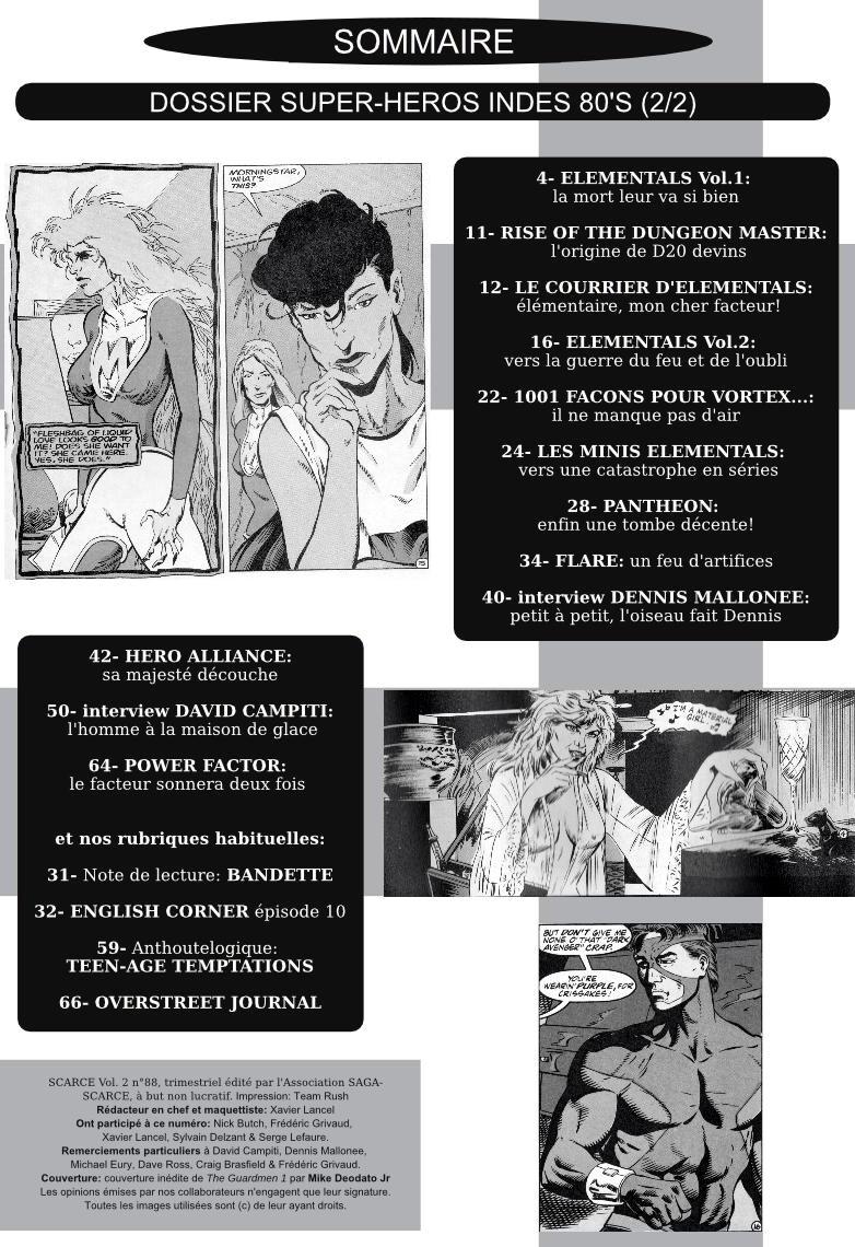 Fanzines et revues d'étude sur la BD - Page 29 SCARCE%2B88%2Bsommaire%2B-page001