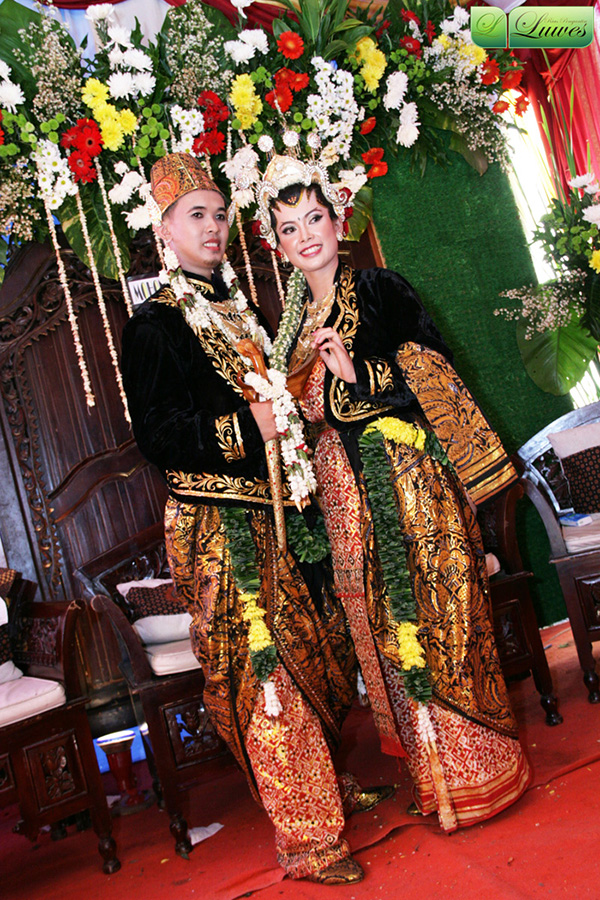 Photo Pengantin dodotan